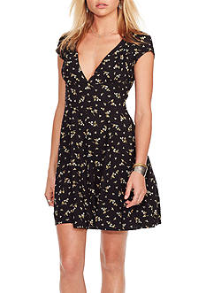 Denim & Supply Ralph Lauren Floral Fit and Flare Dress