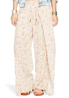 Denim & Supply Ralph Lauren Wide-Leg Floral Pant