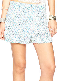 Denim & Supply Ralph Lauren Floral Flouncy Shorts