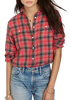 Denim & Supply Ralph Lauren Ashford Plaid Shirt
