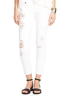 Denim & Supply Ralph Lauren Kennedy Crop Skinny Jeans