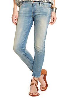 Denim & Supply Ralph Lauren Keen Cropped Skinny Jeans