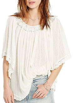 Denim & Supply Ralph Lauren Gauze Peasant Blouse