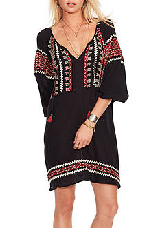 Denim & Supply Ralph Lauren Esme Embroidered Gauze Dress
