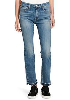 Denim & Supply Ralph Lauren Crop Flare Jean