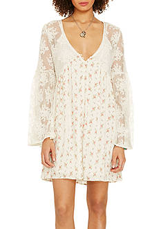 Denim & Supply Ralph Lauren Josephine Floral Lace Dress
