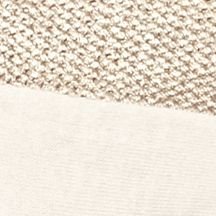 Womens Designer Clothing: Sweaters: Eggshell Cream Nine West Jeans Piper Foil Print Sweater