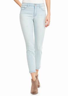 Nine West Jeans Gramercy Skinny Ankle Jeans