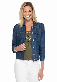 Nine West Jeans Bonnie Tencel® Jacket