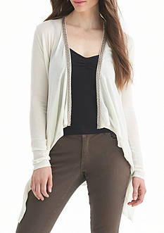 Nine West Jeans Hailey Stud Cardigan