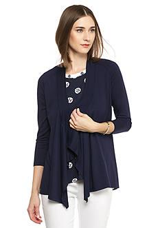 Kaari Blue™ Drape Knit Cardigan
