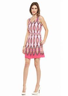 Kaari Blue™ Printed Bar Back Dress