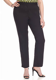 Kaari Blue™ Plus Size Bi-Stretch Ankle Pants