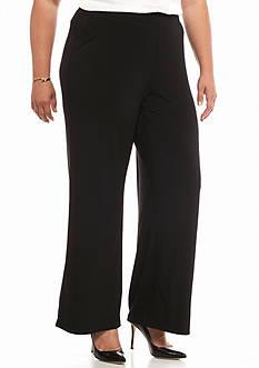 Kaari Blue™ Plus Size Solid Soft Pant