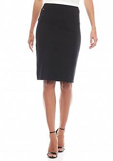Kaari Blue™ Tech Twill Pencil Skirt