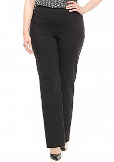 Kaari Blue™ Plus Size Tech Twill Slim Ankle Pant