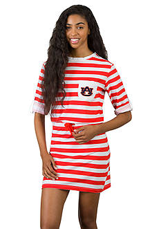 Flying Colors Auburn Tigers Tie Breaker Dress
