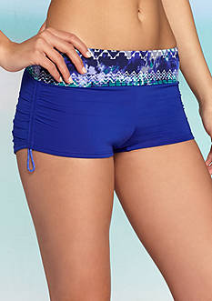 TYR Emerald Lake Active Mini Boyshorts