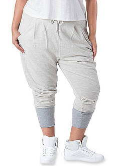 Poetic Justice Juno French Terry Jogger Pants