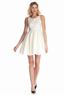 ENNYLUAP Linen Dress