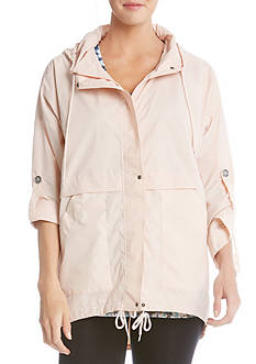 Karen Kane LIFE Hooded Jacket