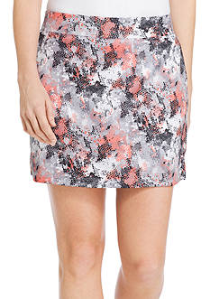 IZOD Golf Women's Abstract Printed Skort