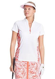 IZOD Golf Short Sleeve Polo Shirt