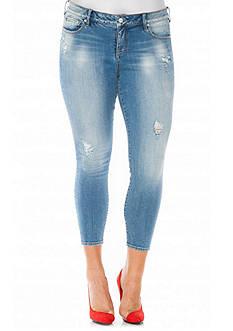 SLINK JEANS Plus Size Samantha Ankle Jegging
