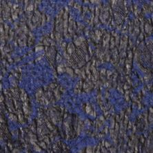 Calvin Klein Jeans: Blue Print Calvin Klein Jeans Coated Lace Top
