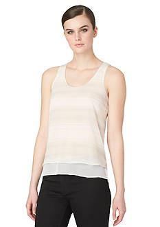 Calvin Klein Performance Clean Hilo Tank