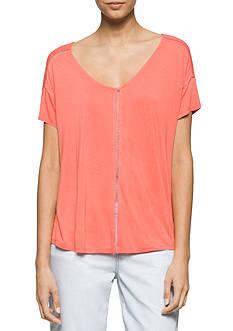 Calvin Klein Boho Detail Shirt