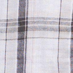Calvin Klein Jeans Women Sale: Glacier Grey Calvin Klein Jeans Long Sleeve Plaid Button Down