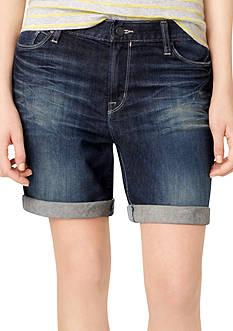Calvin Klein Jeans Boyfriend Cuffed Short