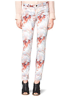 Calvin Klein Jeans Watercolor Jean Leggings