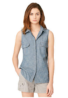 Calvin Klein Jeans Button Down Chambray Shirt