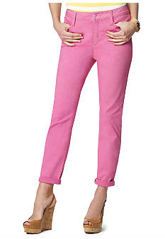 Jones New York Signature Petite Five Pocket Colored Jean