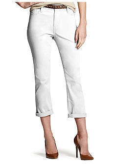Jones New York Signature Five Pocket Capri Pant