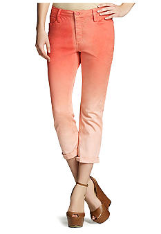 Jones New York Signature Ombre Cuffed Skinny Pant