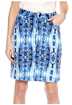 Jones New York Signature Petite Madison Skirt
