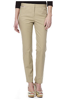 Jones New York Signature Petite Ankle Trouser