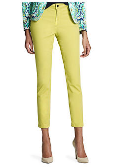 Jones New York Signature 5 Pocket Ankle Pant