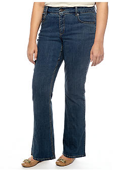 Jones New York Signature Mercer Bootleg Jean