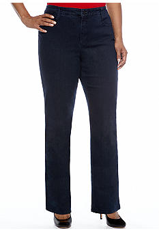 Jones New York Signature Plus Size Date Night Jean
