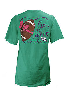 ROYCE University of Louisiana Bow Tee