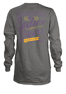 ROYCE Louisiana State University Plato Tee