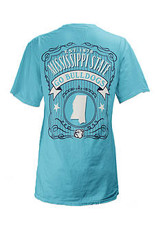 ROYCE Mississippi State Banner Tee