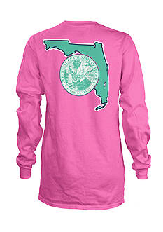 ROYCE Florida Percy Long Sleeve Tee