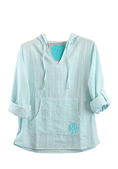 Pressbox Kentucky Monogram Baja Pullover