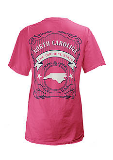 ROYCE North Carolina State Banner Tee