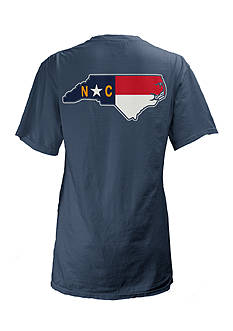 Pressbox North Carolina State Flag Tee